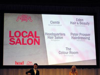 Most Wanted Best Salon 2009